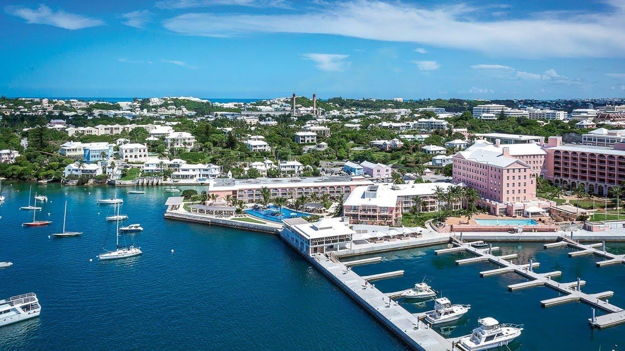 Hamilton Princess Beach Club Bermuda Unravel Travel Tv