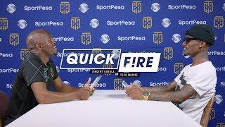 Quick Fire Ep 01: Kobola vs Modise