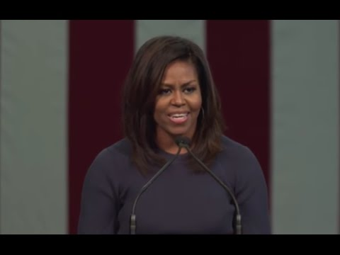 Thumbnail: Michelle Obama Trashes Hillary Clinton