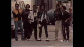 you're a whole new generation  1988 michael jackson 5