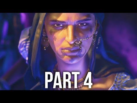 HITMAN 2 Walkthrough Part 4 - Chasing a Ghost (Full Game) #WBPromotion