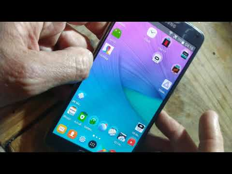 Here I have a 100% fix for the galaxy note 4…   Samsung Galaxy Note 4