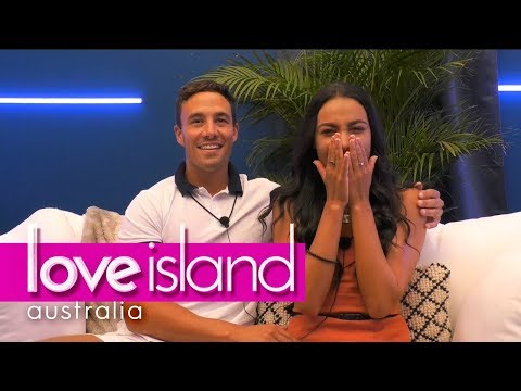 Grant and Tayla meet the in-laws | Love Island Australia 2018