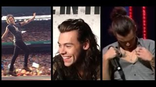 Harry Styles - Endearingly dorky moments |PART 10|