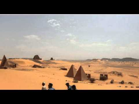 Sudan's Mystical Pyramids, Nearly As Grand As Egypt's, Go Unvisited