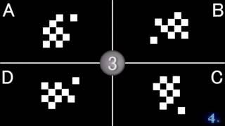 【IQ】空間把握能力の測定テスト【パイロット適性検査】