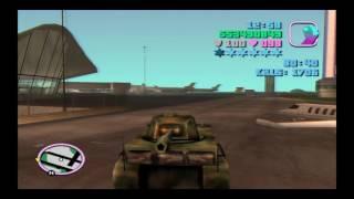 Grand Theft Auto: Vice City vigilante mission insane glitch