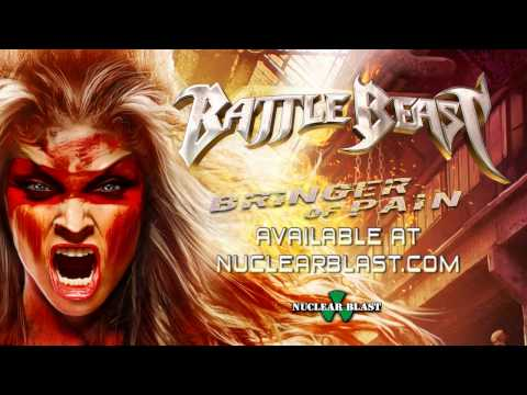 BATTLE BEAST - Bringer Of Pain - Out Now (OFFICIAL TRAILER)