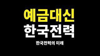 예금 대신 한국전력, 적금 대신 한국전력