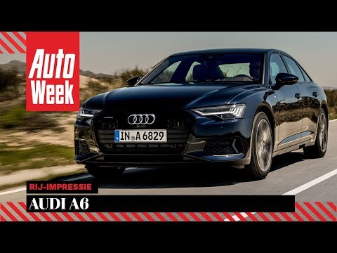 Audi A6 - AutoWeek Review - English subtitles