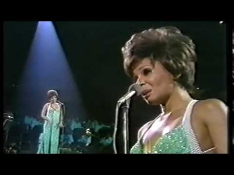 Shirley Bassey   at the Royal Albert Hall 19721973 wide screen
