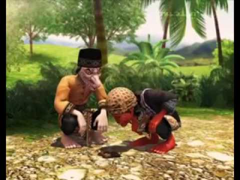 Koleksi 9000  Gambar Animasi Lucu Bahasa Sunda  Terbaru