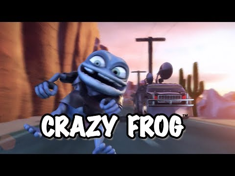 Crazy Frog   I Like To Move It