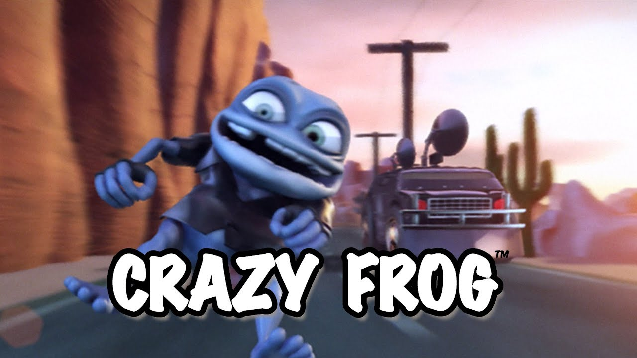 crazy frog i like to move it mp3 download