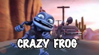 Смотреть клип Crazy Frog - I Like To Move It