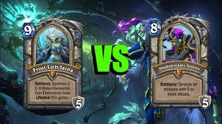 Top 50 Legend Control Mage Vs Razakus Priest [Gaara] [Hearthstone]