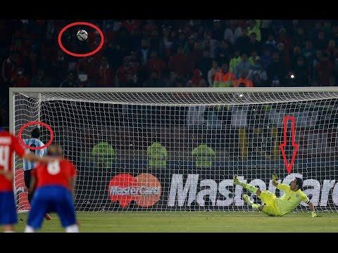 Chile vs Argentina 4-1 ( Full penalties) (- Copa América 2015 Final -) HD