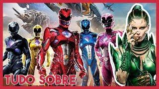 Tudo sobre : O novo filme dos Power Rangers (2017)