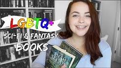 🏳️🌈LGBTQ+ Sci-Fi & Fantasy Books!🏳️🌈