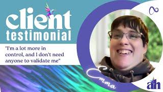Client Interview: Healing SELF ESTEEM after a toxic divorce (SUCCESS STORY!)