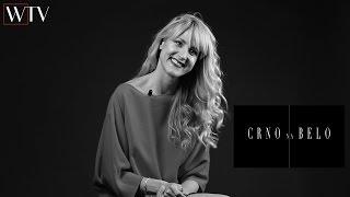 Crno na Belo: Iva Štrljić, glumica