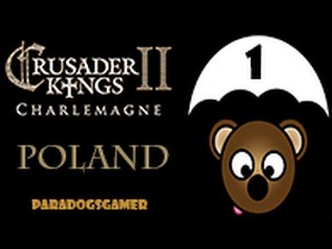 Crusader Kings 2 Charlemagne - Poland - Episode 01 |
