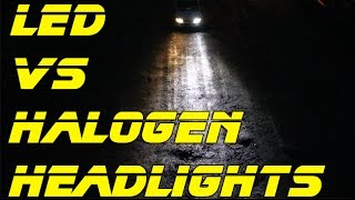 LED Headlights Install & Review