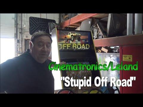 #785 Cinematronics/Leland IVAN STEWART SUPER OFF ROAD Arcade Video Game - TNT Amusements