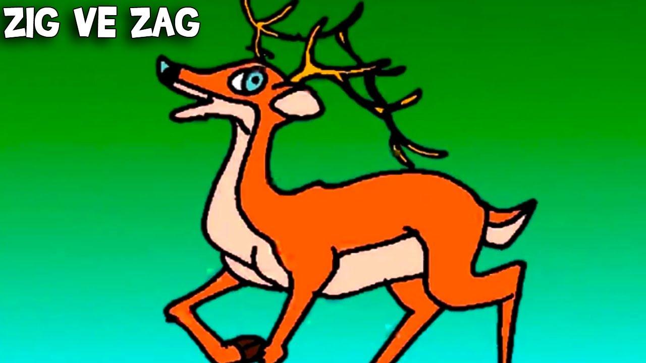Zig ve Zag - 28.Bölüm   Çizgi Dizi İzle