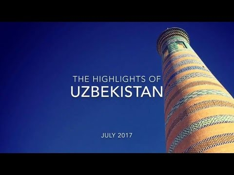 Travel to Uzbekistan - The highlights