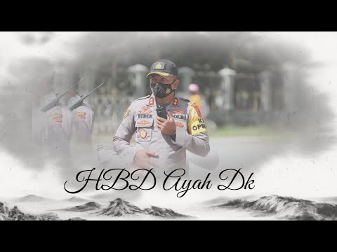 #LatePost - Birthday ayahDk77