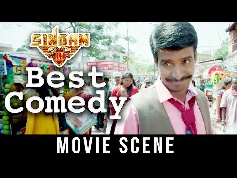 Singam 3 - Best Comedy | Suriya |  Anushka Shetty |  Shruti Haasan