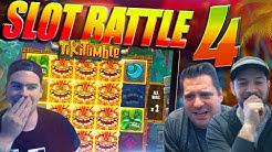 SLOT BATTLE! Josh & Jamie vs Scotty!!