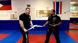 KALI - Drills & Skill Sets Segment - Learning Though Pressure Testing