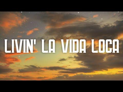 Download Ricky Martin - Livin' La Vida Loca (Lyrics)