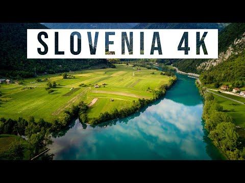 SLOVENIA | 4K Drone DJI Mavic Pro