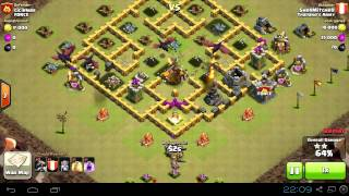 Clash of Clans - Thailand's Army vs FORCE  รอบที่ 1