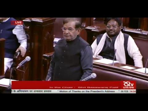 Sh. Sharad Yadav's Speech | Motion of Thanks on President's Address