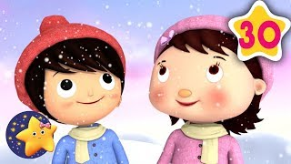 How To Learn The 4 Seasons Song | Fun Learning with LittleBabyBum | NurseryRhymes for Kids