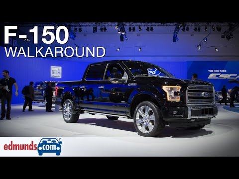 2016 Ford F-150 Walkaround Review