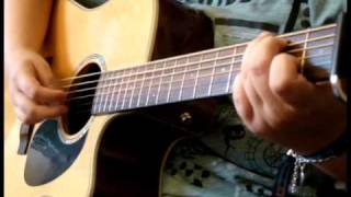 """""""18th Floor Balcony"""" Acoustic Cover - Blue October (with tab in description)"""