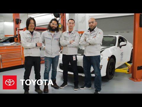 Toyota Engineers Work Hard, Play Hard | Toyota Racing