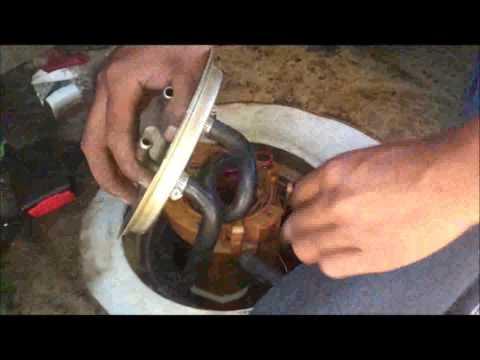 Cambio De Repuesto De Bomba De Gasolina Youtube