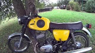 Мотоцикл №30: ИЖ Планета Спорт 350
