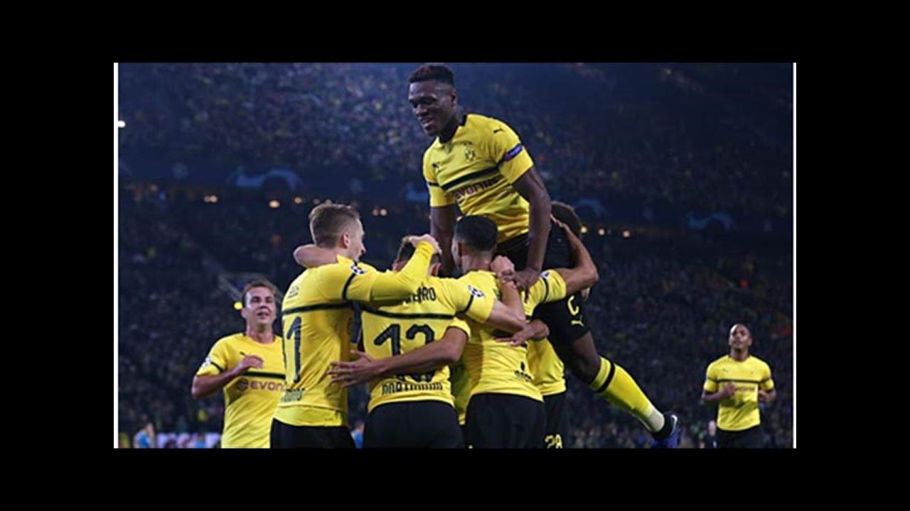 UEFA Champions League Heute Live Der Dienstag Des 4