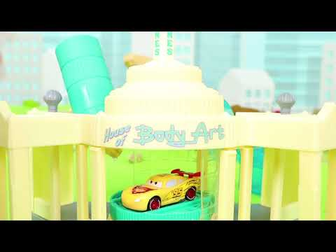 Cars Toys Surprise: Lightning McQueen Toy Vehicles & Mater T