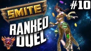 Smite: S4 - Ranked Duel #10 - Nu Wa vs Apollo