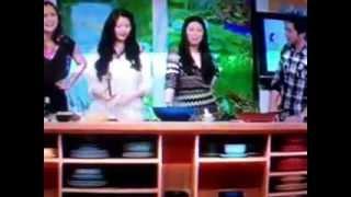 Alden Richards On Sarap Diva W/ Kylie And Bella Padilla Part 2