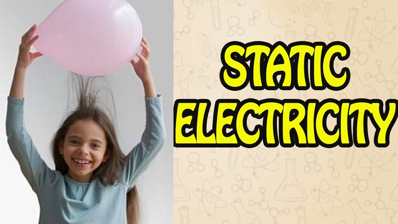 How does static electricity work it will blow your mind kids science experiments youtube - Remove static energy ...