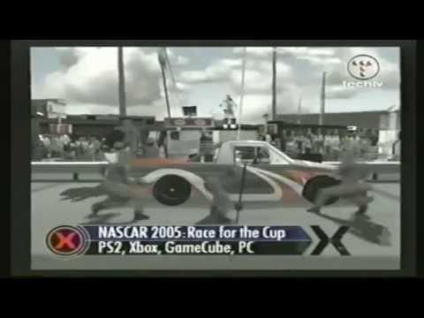 X Play E3 2004 pt 1 Adam Sessler & Morgan Webb Tech Tv